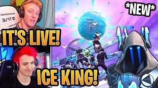 Ninja & Streamers React to *NEW*