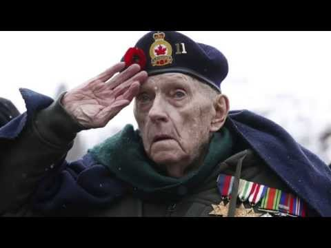 Dear Canadians - a message from Canada's veterans (about Harper's abuse of veterans)