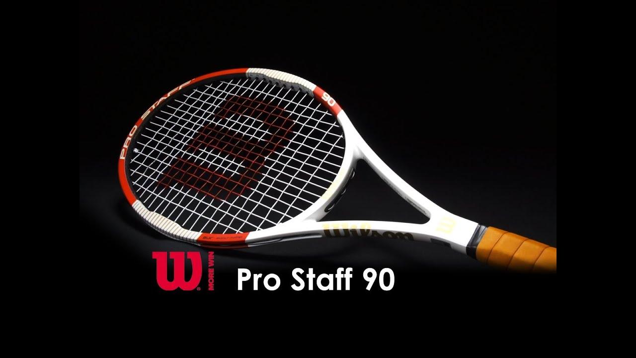 Wilson Pro Staff >> Wilson Pro Staff 90 - YouTube