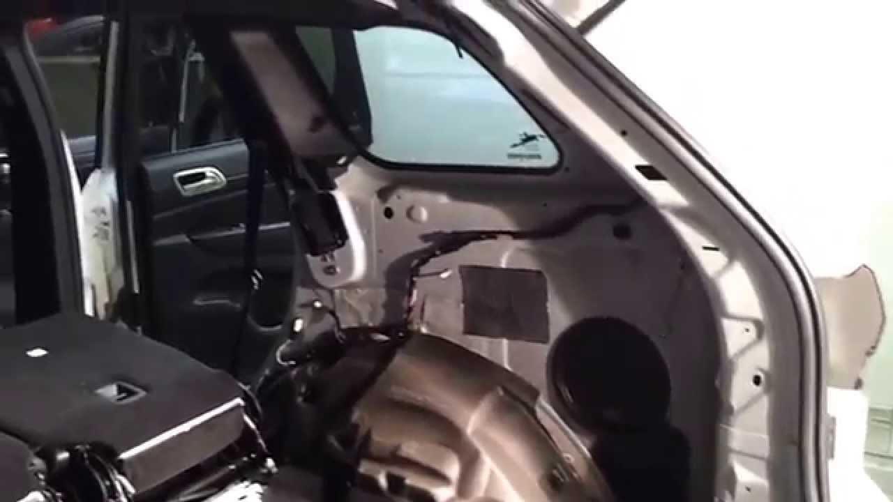 2014 Jeep Grand Cherokee OEM Backup Camera Install  YouTube