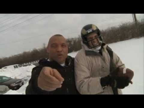 Snow Football: Aeneas Williams