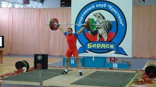 Чемпионат НСО по тяжелой атлетике. Май 2017. Бердск