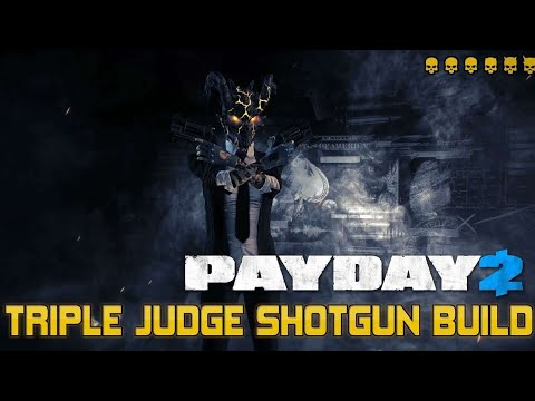 THE *BEST* SOLO STEALTH JUDGE BUILD [PAYDAY 2] 2020