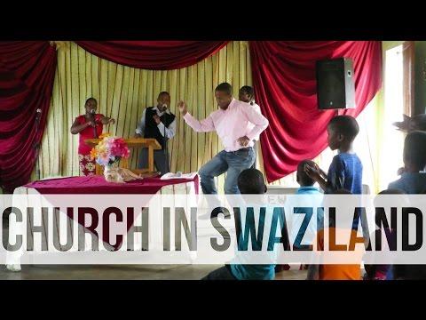 Church in Swaziland!