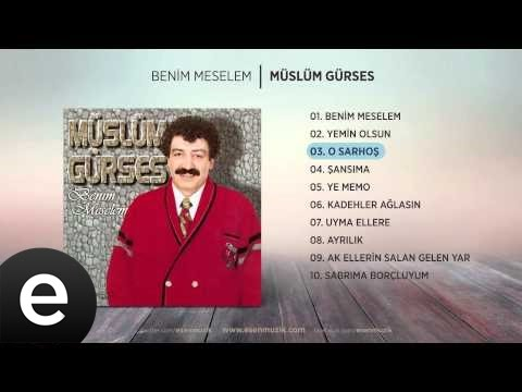 O Sarhoş (Müslüm Gürses) Official Audio #osarhoş #müslümgürses