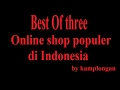 BOT  Best of three Online Shop Indonesia