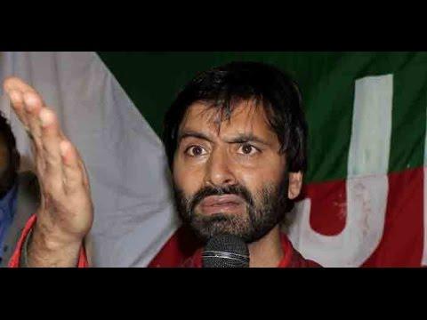 Won't Allow Kashmiri Pandits to Have a Separate Colony Says Yasinnn Malik