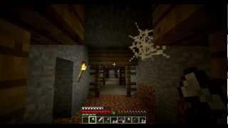 Minecraft - Заброшенные шахты + Рецепты крафта