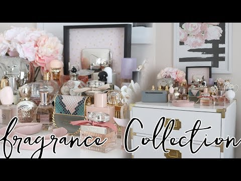 Fragrance Collection & GIVEAWAY!