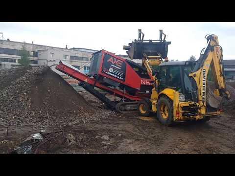 Рециклинг строительных отходов | Электросталь, Ногинск