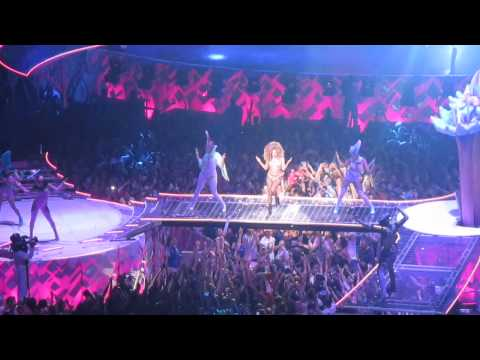 Lady Gaga Venus 6/30/14 Boston