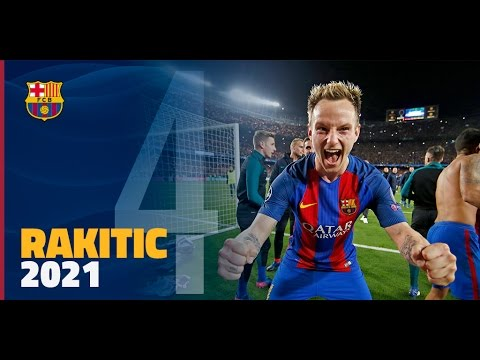 Rakitic to stay until 2021