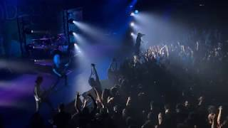 "Lamb Of God performs ""Omerta"" & ""Ruin"" live in Athens @Gazi Music Hall, 3rd of July 2019"