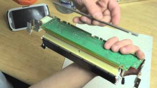 BMW X5 and 5 series (e53) (e39) Radio Screen LCD repair - Part 1 - Disassembly
