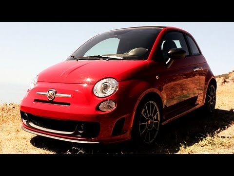 The One With The 2013 Fiat 500 Abarth Cabrio! - World's Fastest Car Show Ep. 3.3