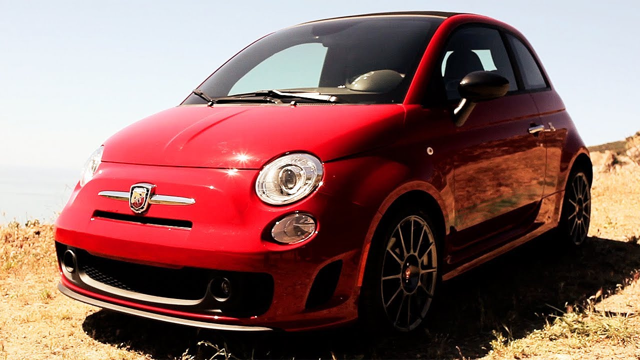The One With The 2013 Fiat 500 Abarth Cabrio! - World's Fastest Car ...