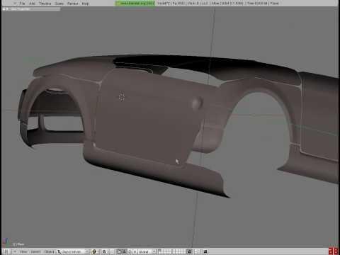 3D Audi TT