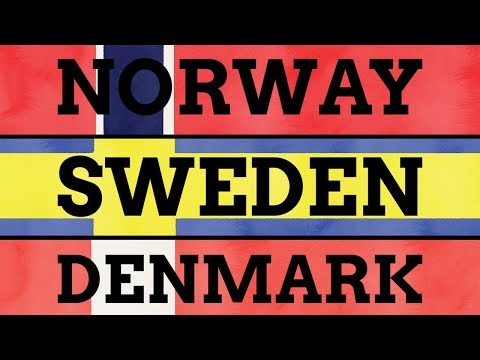 The Names Of Scandinavia Explained