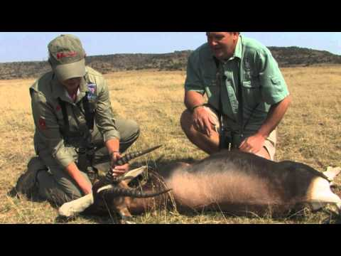 The American Huntress Season 4 Episode 1: Africa Part 1