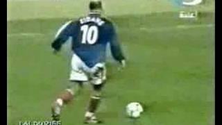 amazing Zinedine Zidane compilation