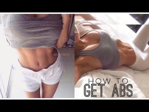 How To Get Abs | Exercise & Nutrition Tips