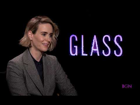 Sarah Paulson Tells Why Her Role in 'Glass' is a Must-See