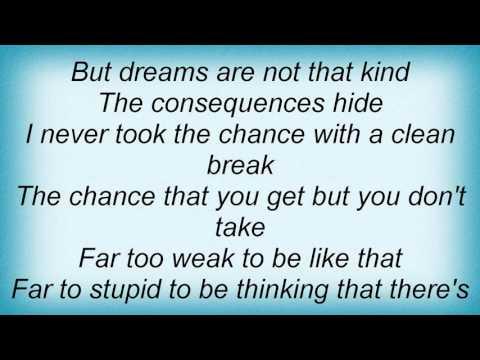 Mesh - Someone To Believe In Lyrics