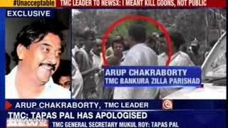 TMC leader to NewsX: I meant kill goons, not public