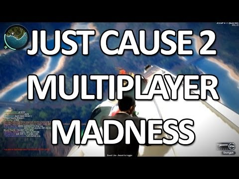 just cause 2 multiplayer mod cracked