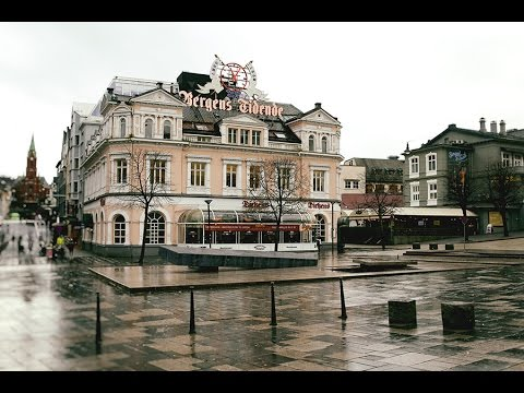 From Bus station to Blue Stone - We love Bergen video guide series