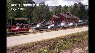 Rootesløpet 1996 Evje i Setesdal