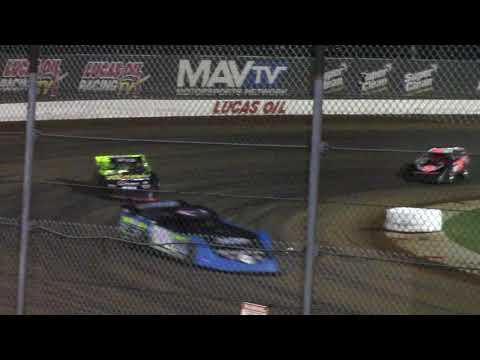 Lucas Oil Speedway Late Model Heat 3 10/6/17