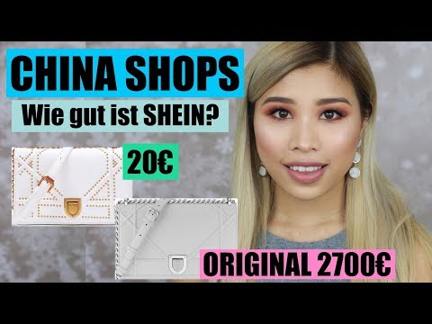 SHEIN SHOPPING BEWERTUNG
