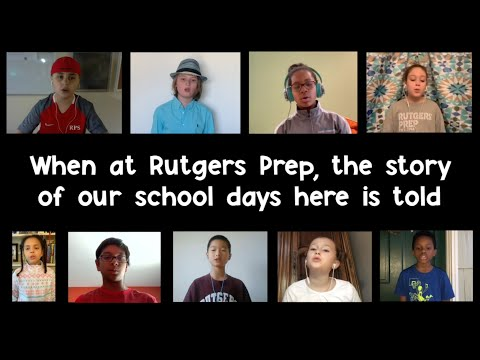 Rutgers Preparatory School's 2019-2020 Lower School Closing Ceremony