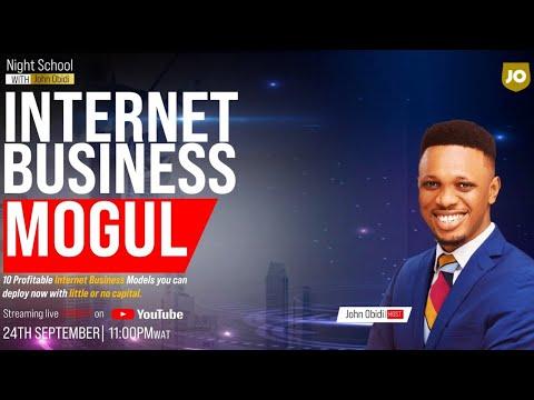 Internet Business Mogul w/ John Obidi