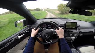 Mercedes GLE 250d 4MATIC SUV 2015 POV test drive GoPro(Point of view test drive video of the Mercedes-Benz GLE 250d SUV model year 2015. The GLE SUV is the successor of the ML-Class. The Mercedes GLE250d ..., 2015-10-25T10:19:49.000Z)