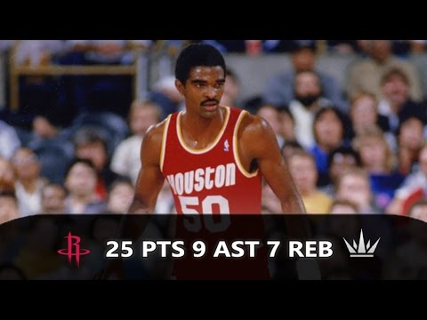 Ralph Sampson Full Highlights 1986 NBA Finals G6 vs Celtics / 25 pts 9 ast 7 reb