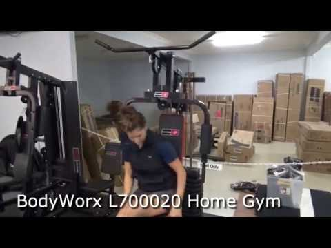 Bodyworx L700020 Gym Demo - Australia