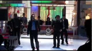 TAKAHIRO&Angel Feliciano make the 90 minutes dance entertainment sh...