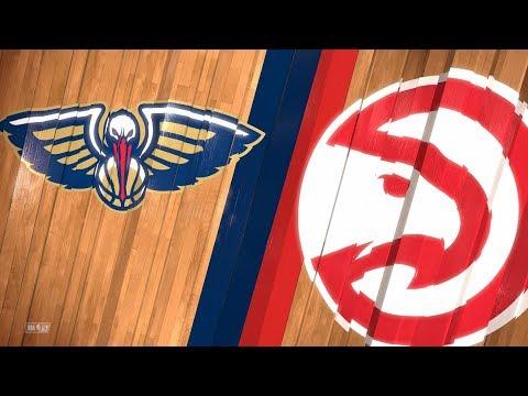 New Orleans Pelicans vs Atlanta Hawks | Preseason Game 1 | NBA 2K19