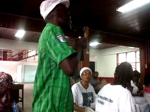 My Daddy is Leader ! ? Forum Black In Guyana