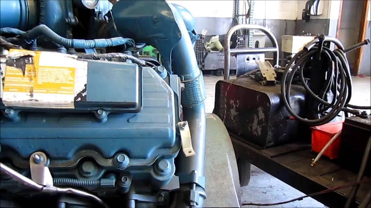 hight resolution of 2004 international vt365 diesel engine running youtube navistar vt365 engine diagram