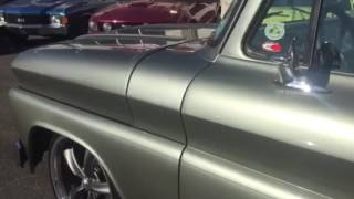 1964 Chevy C10 Show Truck RestoMod www.hollywoodmotorsusa.com
