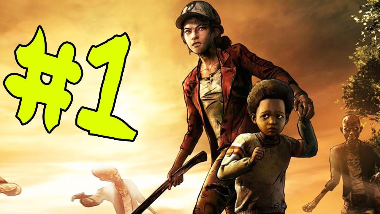 Download Walking Dead Final Season GamePlay Episode 1 (Part 1/3)