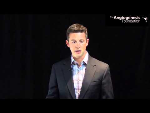 The Angiogenesis Foundation: Thomas Briggs tells us his story