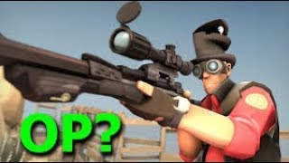 Typical Colours 2: Laser Rifle OP? Pt 2