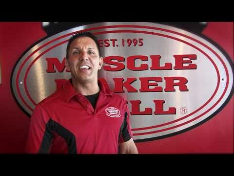 MMG TV  - the Muscle Maker Grill lifestyle