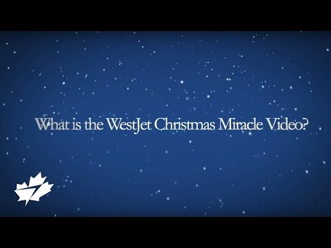 Thumbnail: WestJet Christmas Miracle: Why?