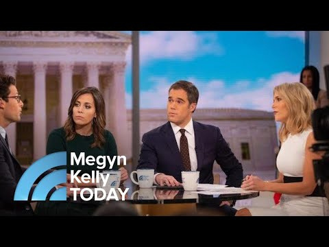 Donald Trump Attacks Democrats, Brett Kavanaugh's Accuser: Megyn Kelly Reacts | Megyn Kelly TODAY
