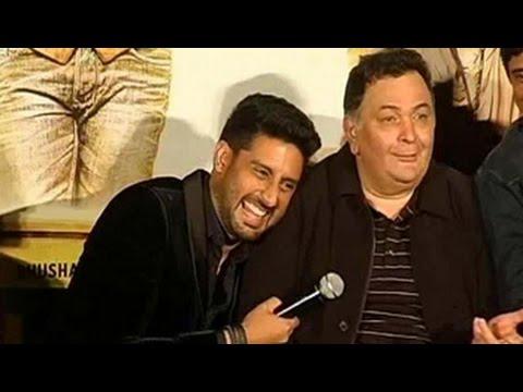 Big B never disagreed with Abhishek; Rishi never agreed with Ranbir